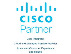 Cisco Partner Gold Integrator